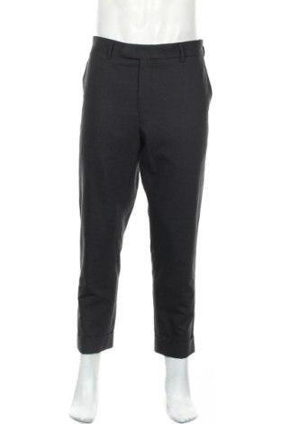 Ανδρικό παντελόνι Filippa K, Μέγεθος L, Χρώμα Μπλέ, 65% μαλλί, 35% βαμβάκι, Τιμή 39,64€
