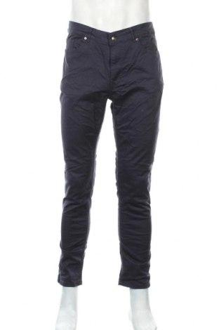 Ανδρικό παντελόνι Kiomi, Μέγεθος L, Χρώμα Μπλέ, Βαμβάκι, Τιμή 8,96€