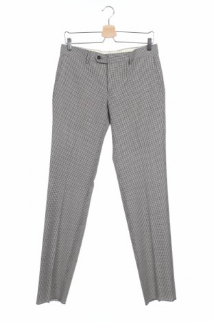 Мъжки панталон Liu Jo, Размер S, Цвят Многоцветен, Вълна, Цена 12,40лв.