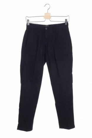 Pánské kalhoty  Liu Jo, Velikost XS, Barva Modrá, 51% bavlna, 49% len, Cena  514,00Kč