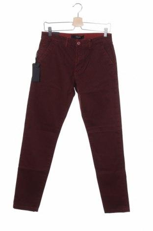 Pánské kalhoty  Liu Jo, Velikost M, Barva Červená, 98% bavlna, 2% elastan, Cena  501,00Kč
