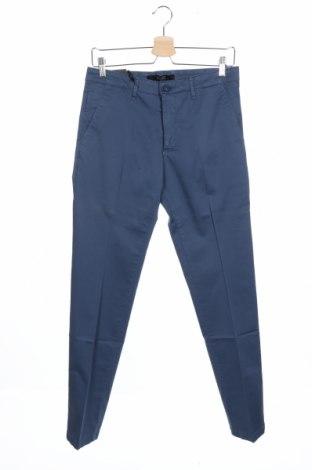 Ανδρικό παντελόνι Liu Jo, Μέγεθος S, Χρώμα Μπλέ, 98% βαμβάκι, 2% ελαστάνη, Τιμή 8,15€