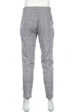Pantaloni de bărbați Liu Jo, Mărime M, Culoare Albastru, 55% viscoză, 45% in, Preț 293,59 Lei