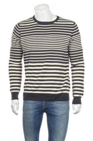 Ανδρικό πουλόβερ G 21, Μέγεθος L, Χρώμα Μπλέ, Βαμβάκι, Τιμή 14,81€