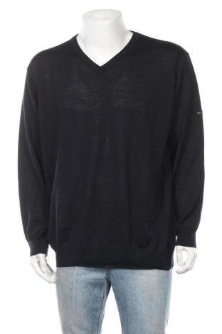 Ανδρικό πουλόβερ Monte Carlo, Μέγεθος XXL, Χρώμα Μπλέ, 50% μαλλί, 50% πολυακρυλικό, Τιμή 16,96€