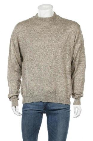 Ανδρικό πουλόβερ Vroom & Dreesmann, Μέγεθος L, Χρώμα  Μπέζ, Ακρυλικό, Τιμή 12,99€