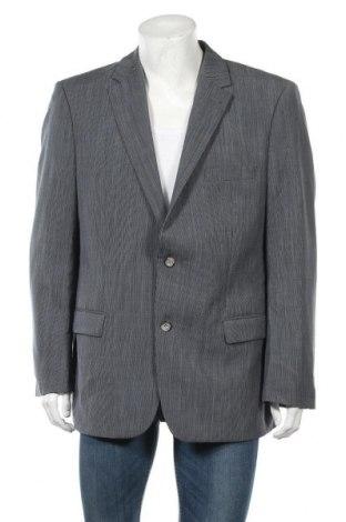 Ανδρικό σακάκι Barutti, Μέγεθος M, Χρώμα Μπλέ, 74% μαλλί, 1% λινό, 8% πολυαμίδη, 5% μετάξι, Τιμή 15,43€