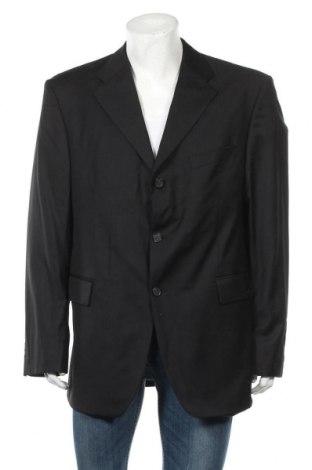 Ανδρικό σακάκι Guy Laroche, Μέγεθος XXL, Χρώμα Μαύρο, Μαλλί, Τιμή 30,23€