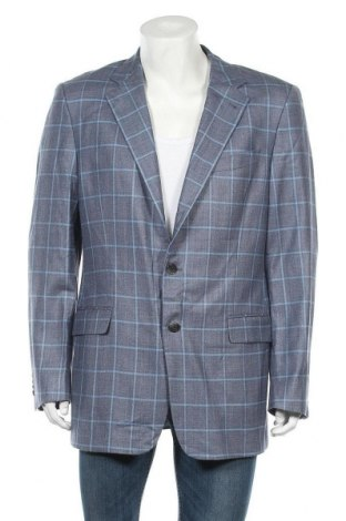 Ανδρικό σακάκι Joseph Abboud, Μέγεθος L, Χρώμα Μπλέ, 52% μετάξι, 48% μαλλί, Τιμή 18,76€