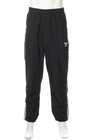 Ανδρικό αθλητικό παντελόνι Erima, Μέγεθος S, Χρώμα Μαύρο, Πολυεστέρας, Τιμή 5,57€