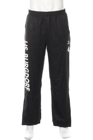 Ανδρικό αθλητικό παντελόνι Erima, Μέγεθος L, Χρώμα Μαύρο, Πολυεστέρας, Τιμή 7,82€