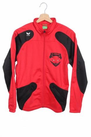 Ανδρική αθλητική ζακέτα Erima, Μέγεθος XS, Χρώμα Κόκκινο, 100% πολυεστέρας, Τιμή 22,80€