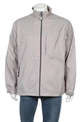 Ανδρικό μπουφάν Bossini, Μέγεθος XL, Χρώμα Γκρί, Πολυεστέρας, Τιμή 23,38€