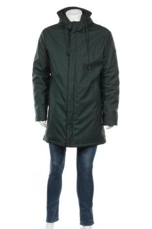 Мъжко яке Liu Jo, Размер XXL, Цвят Зелен, 60% полиуретан, 40% полиестер, Цена 125,65лв.