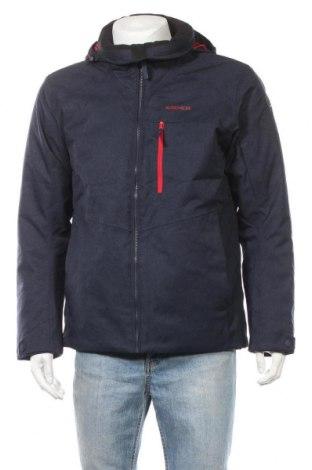 Ανδρικό μπουφάν για χειμερινά σπορ Eider, Μέγεθος M, Χρώμα Μπλέ, 84% πολυεστέρας, 16% πολυουρεθάνης, Τιμή 51,56€