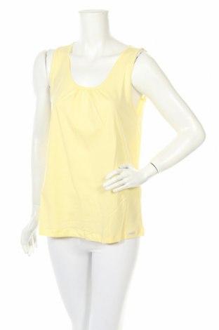 Пижама Skiny, Размер L, Цвят Жълт, Памук, полиестер, Цена 10,80лв.