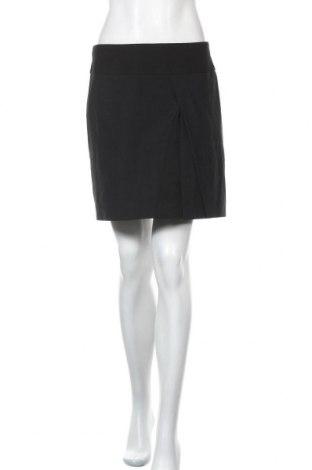 Пола Comptoir Des Cotonniers, Размер M, Цвят Черен, 95% вълна, 5% еластан, Цена 5,72лв.