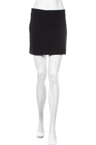 Пола H&M, Размер M, Цвят Черен, 95% памук, 5% еластан, Цена 4,42лв.