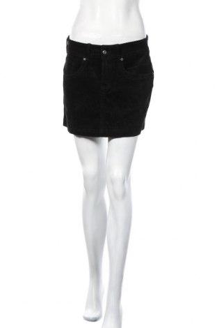 Пола La Redoute, Размер S, Цвят Черен, 97% памук, 3% еластан, Цена 9,58лв.