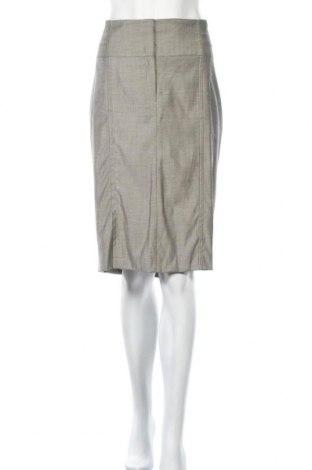 Φούστα Laurel, Μέγεθος XL, Χρώμα Γκρί, 53% μαλλί, 44% βισκόζη, 3% ελαστάνη, Τιμή 19,74€