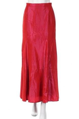 Пола Pompoos Design By Harald Gloockler, Размер XS, Цвят Червен, Ацетат, Цена 15,60лв.