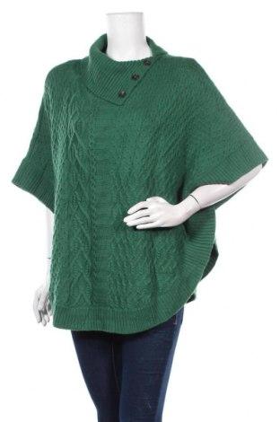Γυναικείο πουλόβερ Talbots, Μέγεθος XS, Χρώμα Πράσινο, 70% πολυαμίδη, 30% μαλλί, Τιμή 15,46€