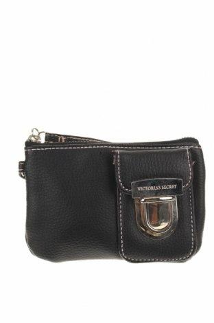 Πορτοφόλι Victoria's Secret, Χρώμα Μαύρο, Δερματίνη, Τιμή 21,43€