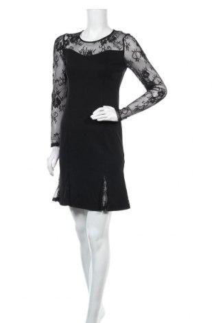 Φόρεμα Ashley Brooke, Μέγεθος XS, Χρώμα Μαύρο, 77% πολυεστέρας, 20% βισκόζη, 3% ελαστάνη, Τιμή 14,91€