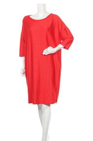 Рокля Body Flirt, Размер XL, Цвят Червен, 97% полиестер, 3% еластан, Цена 37,51лв.