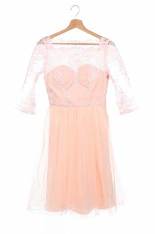 Φόρεμα Chi Chi, Μέγεθος XS, Χρώμα Ρόζ , Πολυαμίδη, Τιμή 34,59€