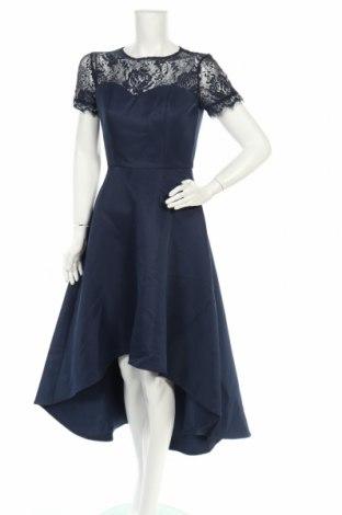 Φόρεμα Chi Chi, Μέγεθος M, Χρώμα Μπλέ, Πολυεστέρας, Τιμή 42,24€