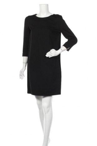 Φόρεμα Daniel Hechter, Μέγεθος M, Χρώμα Μαύρο, 68% βισκόζη, 27% πολυαμίδη, 5% ελαστάνη, Τιμή 23,52€
