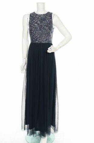 Φόρεμα Lace & Beads, Μέγεθος S, Χρώμα Μπλέ, 100% πολυεστέρας, Τιμή 17,42€