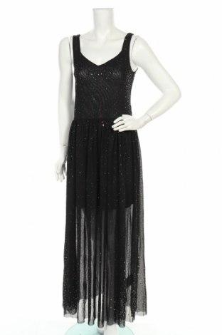 Φόρεμα Love Moschino, Μέγεθος M, Χρώμα Μαύρο, 94% πολυεστέρας, 6% ελαστάνη, Τιμή 128,26€