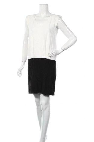 Φόρεμα Naf Naf, Μέγεθος M, Χρώμα Λευκό, 68% βισκόζη, 30% πολυεστέρας, 2% ελαστάνη, Τιμή 11,96€