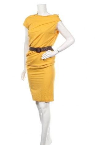 Φόρεμα Rinascimento, Μέγεθος XS, Χρώμα Κίτρινο, 50% πολυαμίδη, 50% βισκόζη, Τιμή 37,46€