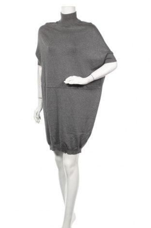 Φόρεμα Top Secret, Μέγεθος M, Χρώμα Γκρί, 80% βισκόζη, 20% πολυεστέρας, Τιμή 10,39€