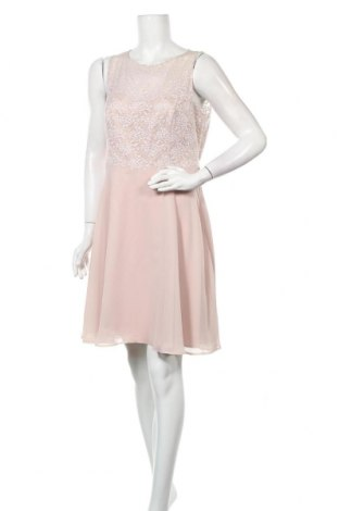 Φόρεμα Vera Mont, Μέγεθος L, Χρώμα Ρόζ , Πολυεστέρας, Τιμή 23,61€
