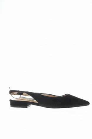 Sandály Parfois, Velikost 36, Barva Černá, Textile , Cena  342,00Kč