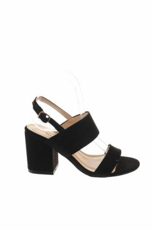 Sandale Primadonna, Mărime 36, Culoare Negru, Textil, Preț 112,57 Lei