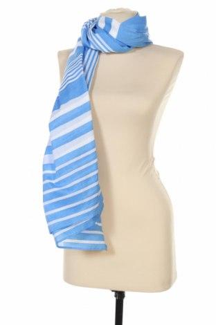 Κασκόλ Gant, Χρώμα Μπλέ, Βαμβάκι, Τιμή 21,34€