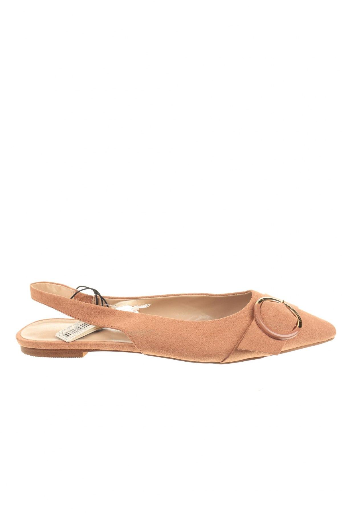 Γυναικεία παπούτσια Parfois, Μέγεθος 41, Χρώμα Ρόζ , Κλωστοϋφαντουργικά προϊόντα, Τιμή 15,21€