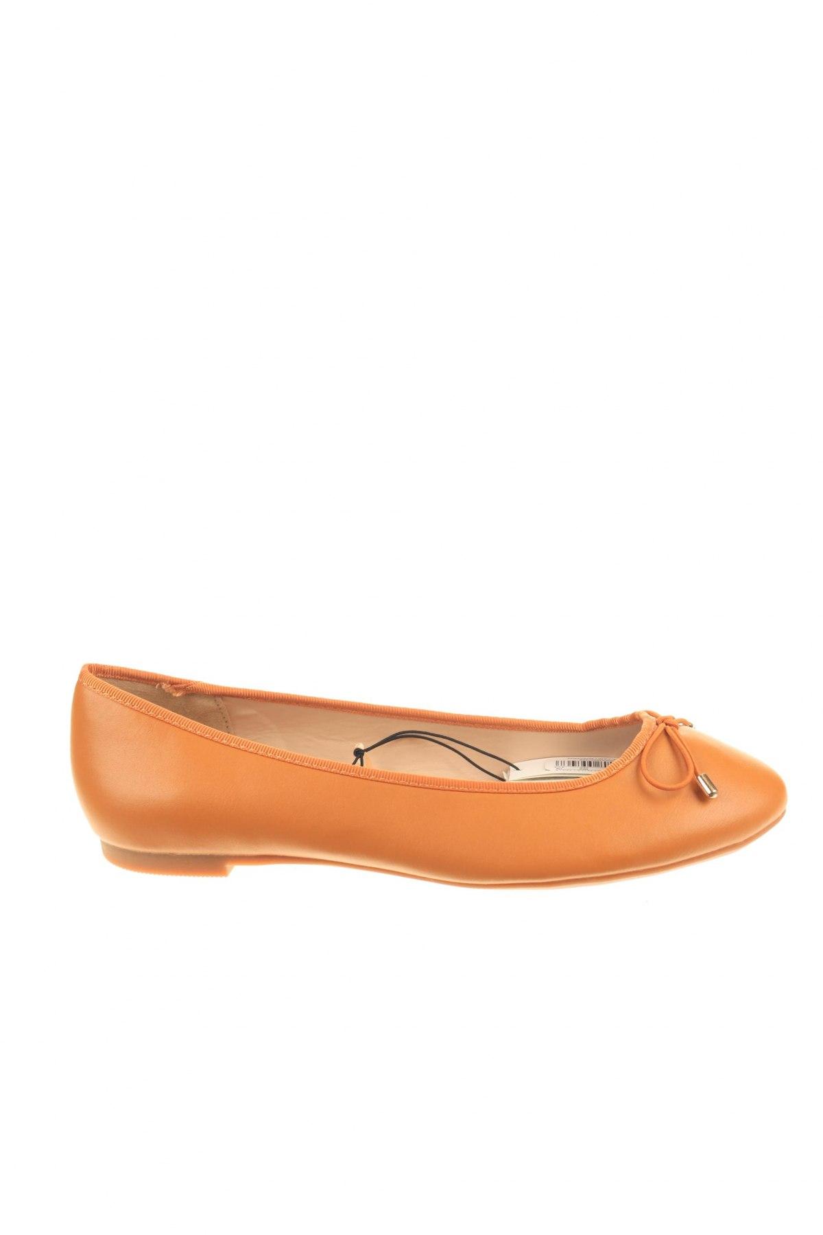 Γυναικεία παπούτσια Parfois, Μέγεθος 36, Χρώμα Κίτρινο, Δερματίνη, Τιμή 8,18€