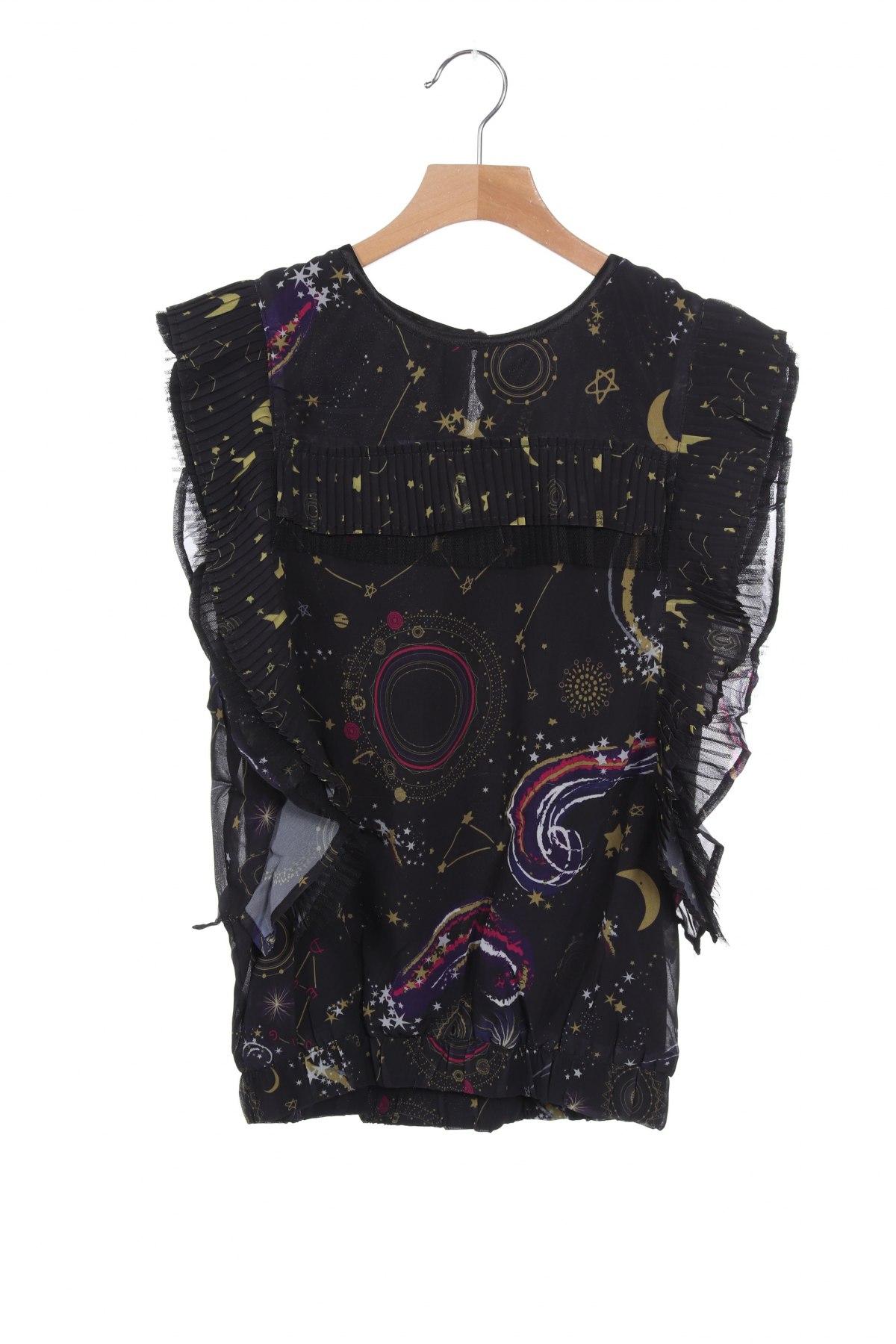 Παιδική μπλούζα Desigual, Μέγεθος 12-13y/ 158-164 εκ., Χρώμα Μαύρο, Πολυεστέρας, Τιμή 19,07€