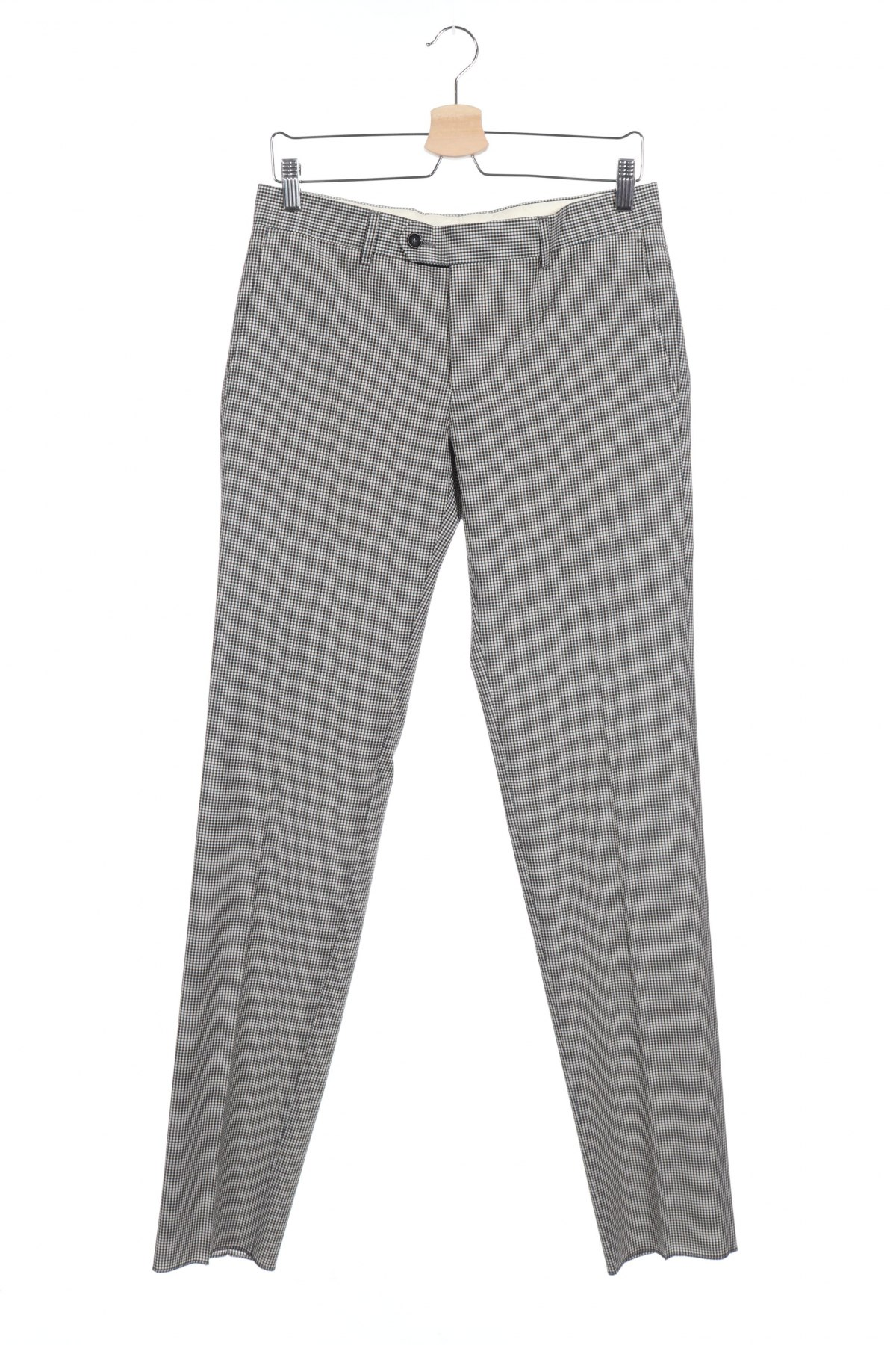 Pánské kalhoty  Liu Jo, Velikost S, Barva Vícebarevné, Vlna, Cena  1370,00Kč