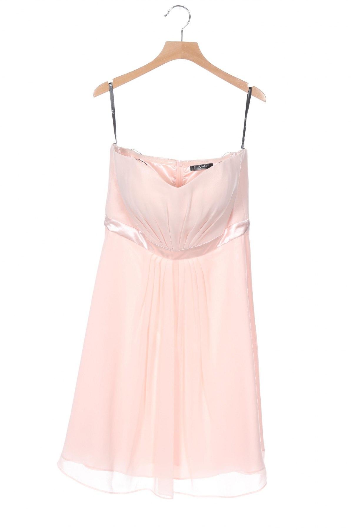 Φόρεμα Vera Mont, Μέγεθος XXS, Χρώμα Ρόζ , Πολυεστέρας, Τιμή 17,54€