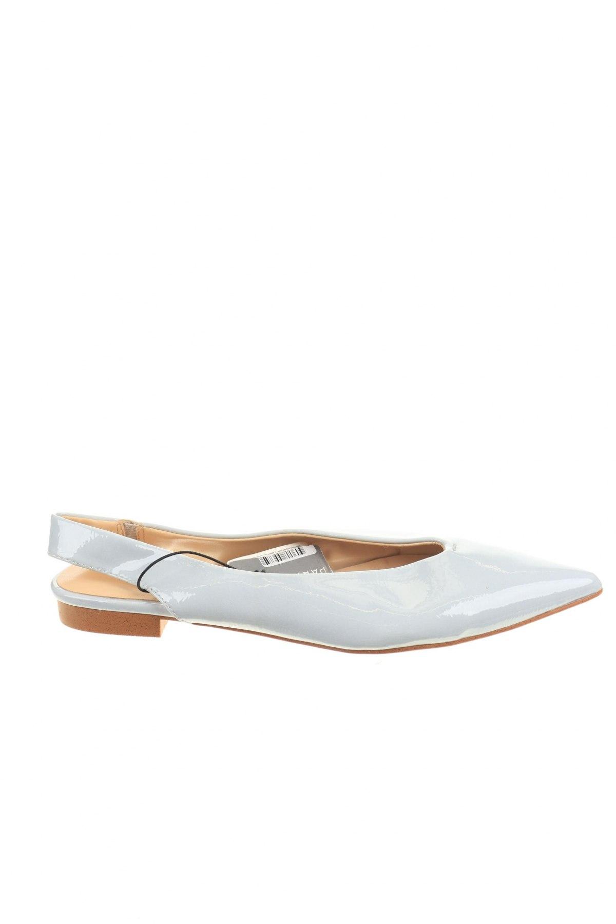 Γυναικεία παπούτσια Parfois, Μέγεθος 36, Χρώμα Μπλέ, Δερματίνη, Τιμή 26,68€