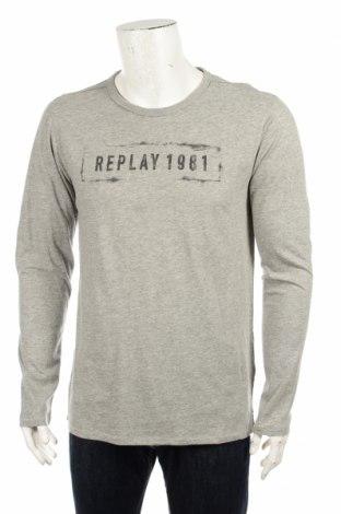 Bluză de bărbați Replay