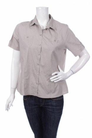 Дамска риза Charles Vogele, Размер M, Цвят Бежов, Цена 3,75лв.