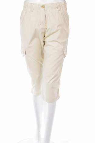 Дамски панталон Etirel, Размер L, Цвят Бежов, 100% памук, Цена 6,48лв.